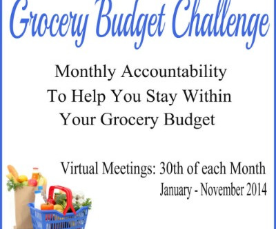 Budget frugal focus grocery budget challenge april meeting fandeluxe Choice Image