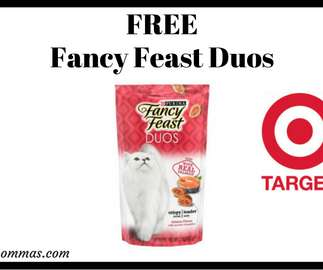 Free printable fancy feast coupons