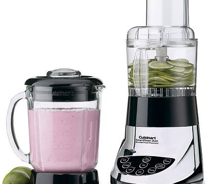 Cuisinart Duet Blender Food Processor Kohls