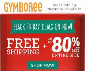 8aa5a5cdf Gymboree: Up to 80% Off + Free Shipping and More Deals