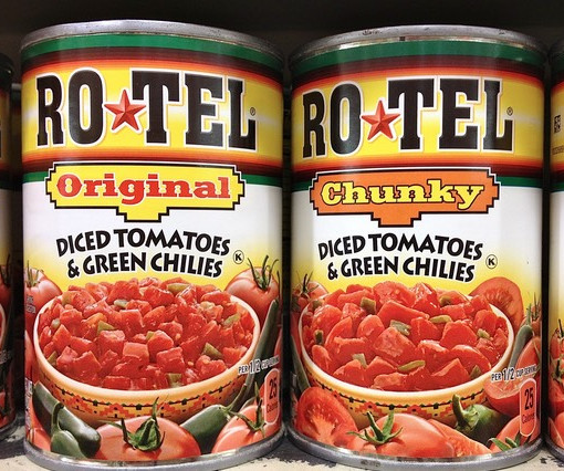 Coupons And Rotel Frugal Focus