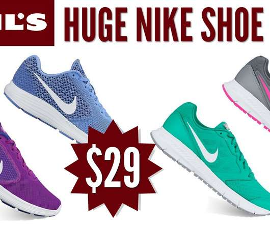 c9df57554461 Nike Shoes Up to 60% Off + Kohl s Cash!