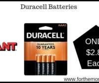 photograph relating to Duracell Battery Coupons Printable titled Discount codes, Duracell and Printable - Frugal Awareness