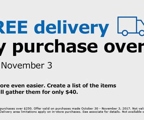 4d0824dd4 IKEA: FREE Shipping On Orders Over $250
