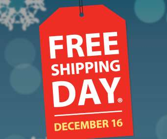 4bb27c4e7 FREE Shipping Day – 12/16/2016