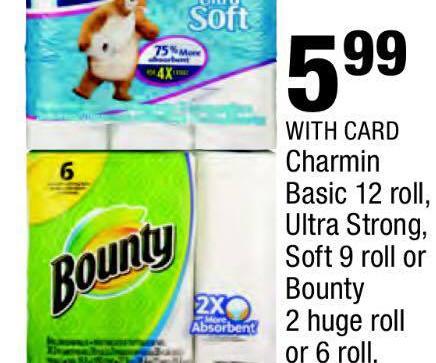 Charmin and Rebates - Frugal Focus