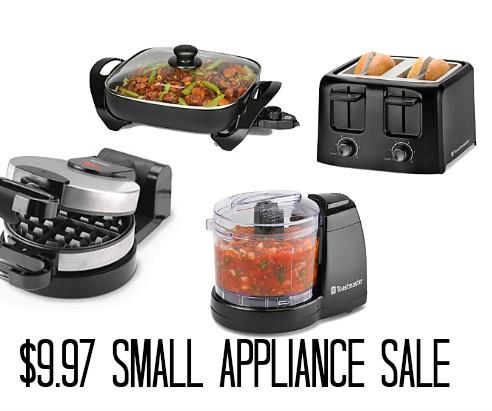 Bon Ton Kitchen Appliances