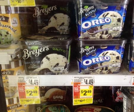 photograph regarding Breyers Ice Cream Coupons Printable titled Breyers discount coupons 2018 / Tarot specials