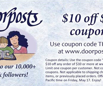 Parenting frugal focus doorposts coupon code 10 off 10 purchase fandeluxe Choice Image